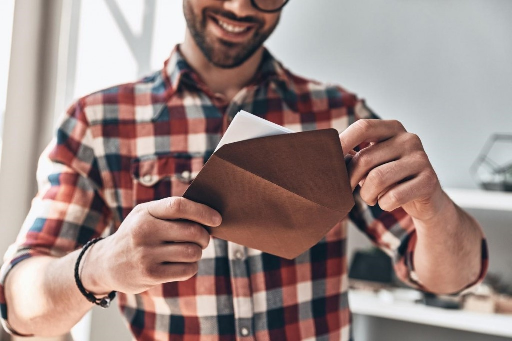Choosing the right envelope size